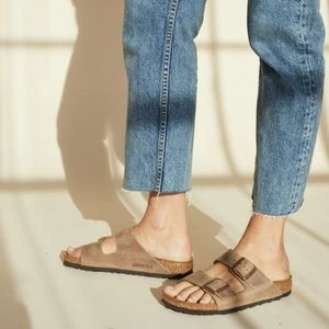Birkenstock Arizona Soft Footbed Sandal NWT